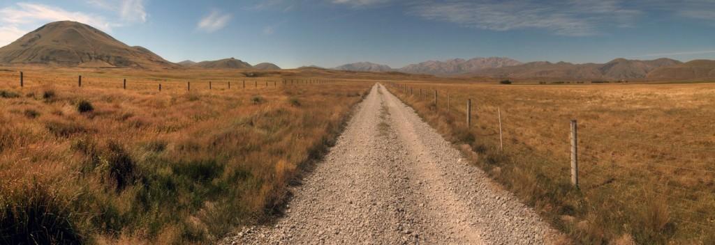 el camino y el horizonte